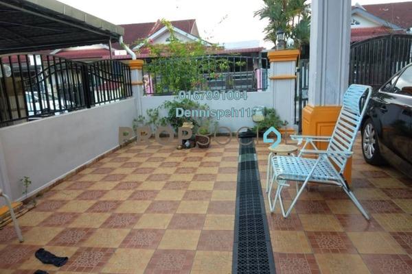 For Sale Terrace at Taman Nusa Bestari 1, Iskandar Puteri (Nusajaya) Freehold Semi Furnished 3R/2B 530k