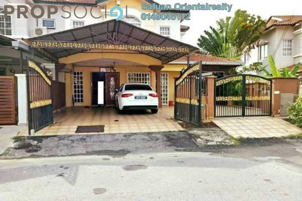 For Sale Terrace at Seksyen 8, Bandar Baru Bangi Freehold Semi Furnished 5R/3B 710k