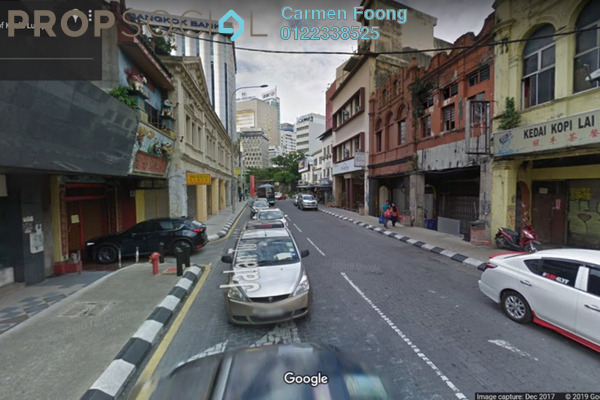 For Sale Shop at Jalan Tun H S Lee, Kuala Lumpur Freehold Semi Furnished 0R/0B 13m