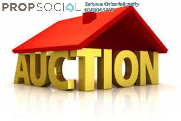 For Sale Terrace at Sungai Buloh Country Resort, Sungai Buloh Freehold Unfurnished 4R/3B 370k
