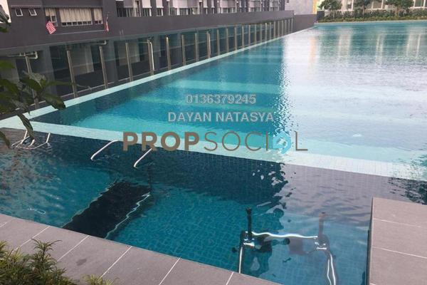 For Rent Condominium at Savanna Executive Suites, Southville City Freehold Fully Furnished 3R/2B 1.4k
