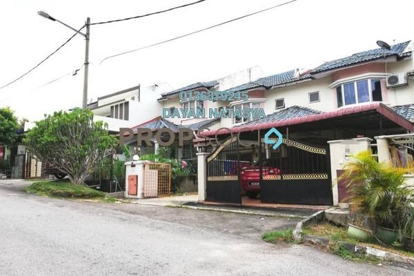 For Sale Terrace at Taman Ramal Suria, Kajang Freehold Semi Furnished 4R/3B 570k