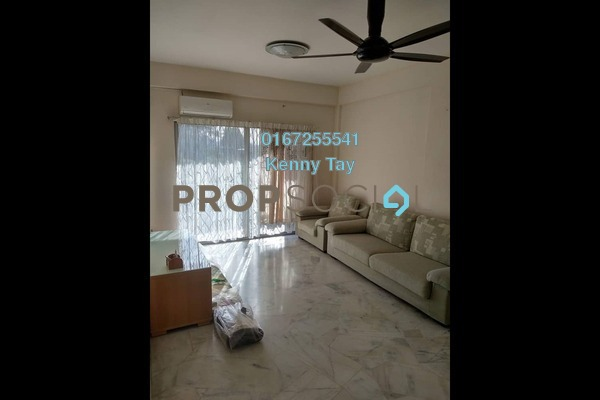 For Sale Condominium at SD Tower, Bandar Sri Damansara Freehold Semi Furnished 3R/2B 445k