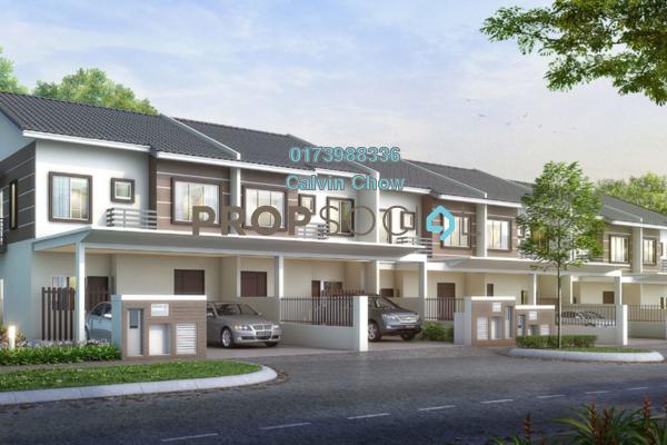 For Sale Terrace at Taman Sri Gombak, Batu Caves Freehold Unfurnished 4R/3B 595k