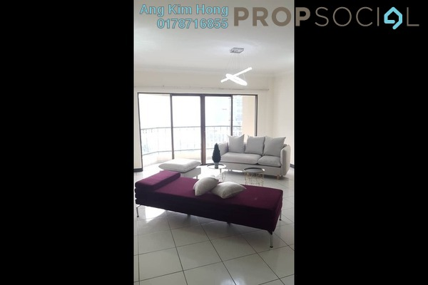 For Sale Condominium at Angkupuri, Mont Kiara Freehold Semi Furnished 3R/2B 880k