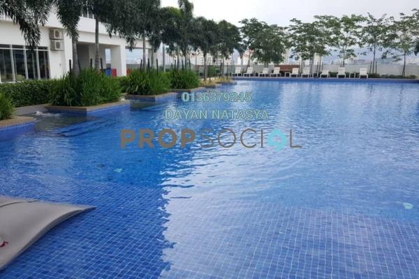 For Sale Condominium at Sentrio Suites, Desa Pandan Freehold Semi Furnished 3R/2B 590k