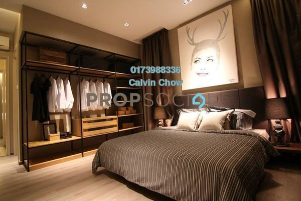 For Sale Serviced Residence at Sunway VeloCity, Cheras Leasehold Semi Furnished 3R/2B 422k