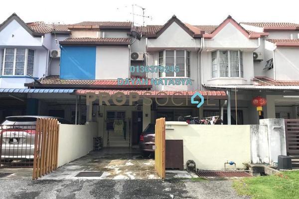 For Sale Terrace at USJ 1, UEP Subang Jaya Freehold Semi Furnished 4R/3B 535k