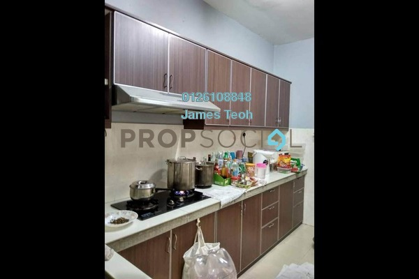 For Sale Terrace at Taman Selat Damai, Port Klang Freehold Semi Furnished 4R/3B 500k