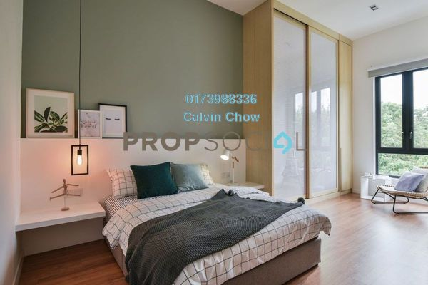 For Sale Serviced Residence at Taman Maluri, Cheras Freehold Semi Furnished 3R/2B 449k