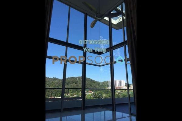 For Rent Duplex at Kiara 1888, Mont Kiara Freehold Semi Furnished 5R/5B 9k