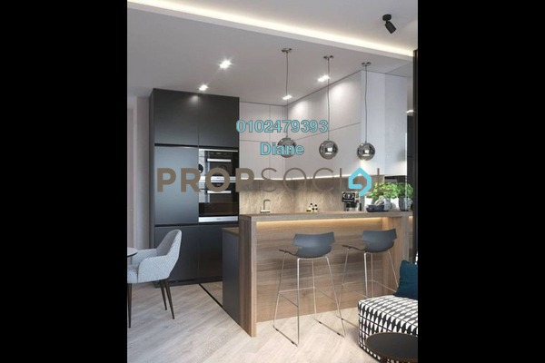 For Sale Serviced Residence at The Petalz, Old Klang Road Freehold Semi Furnished 3R/2B 620k