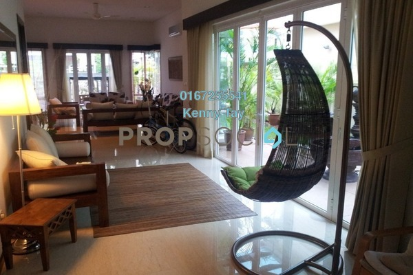 For Sale Semi-Detached at Villa Manja, Bandar Menjalara Freehold Fully Furnished 5R/5B 3.5m