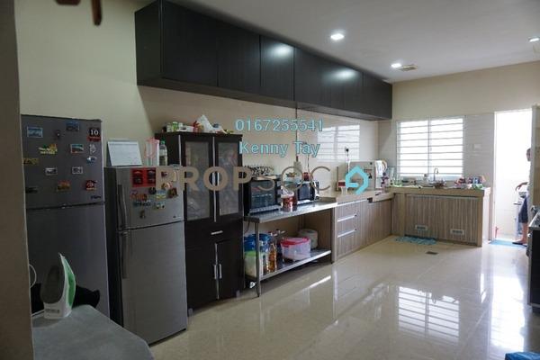 For Sale Terrace at Kepong Baru, Kepong Freehold Semi Furnished 4R/4B 950k