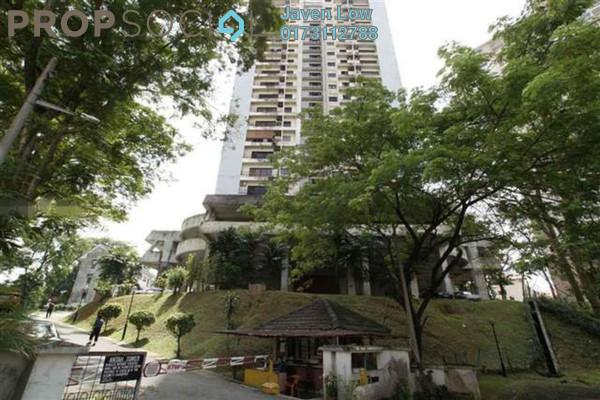 For Sale Condominium at Antah Tower, Dutamas Freehold Semi Furnished 1R/1B 330k