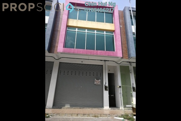 For Rent Shop at Pusat Perdagangan Tasek Mutiara, Ipoh Freehold Unfurnished 0R/2B 1.8k