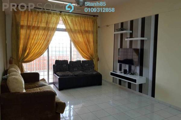 For Sale Condominium at Wangsa Metroview, Wangsa Maju Freehold Semi Furnished 3R/2B 425k