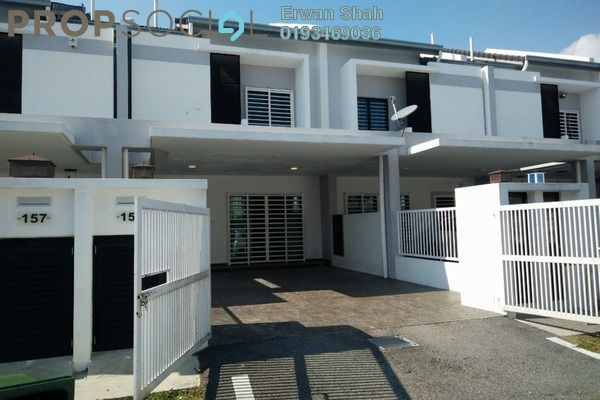 For Rent Terrace at Delfina, Nilai Impian Freehold Semi Furnished 4R/3B 1.3k