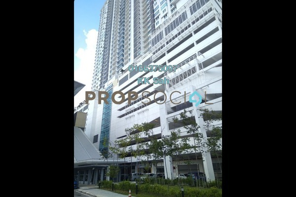 For Sale Serviced Residence at Saville @ Cheras, Cheras South Freehold Unfurnished 4R/3B 779k