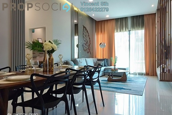 For Sale Condominium at Alstonia Hilltop Homes, Bukit Rahman Putra Freehold Semi Furnished 5R/4B 806k