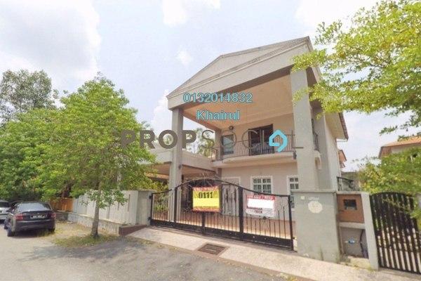 For Sale Bungalow at Seksyen 6, Bandar Bukit Mahkota Freehold Semi Furnished 5R/5B 1.2m