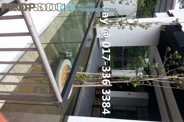 For Sale Condominium at Dua Menjalara, Bandar Menjalara Leasehold Semi Furnished 4R/2B 780k