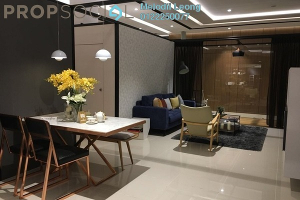 For Sale Condominium at The Haute, Keramat Freehold Unfurnished 3R/2B 550k