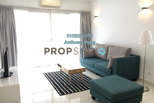 For Sale Condominium at Ceriaan Kiara, Mont Kiara Freehold Semi Furnished 3R/4B 980k