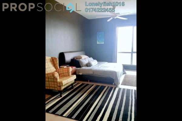 For Sale Condominium at Casa Indah 2, Tropicana Freehold Semi Furnished 3R/2B 750k