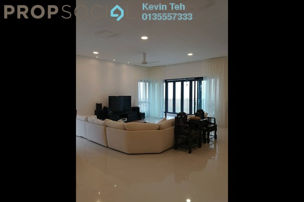 For Sale Condominium at Residensi 22, Mont Kiara Freehold Fully Furnished 4R/4B 3.1m