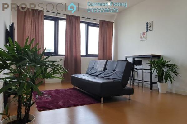 For Rent Condominium at The Hub, Petaling Jaya Freehold Fully Furnished 1R/1B 2.2k