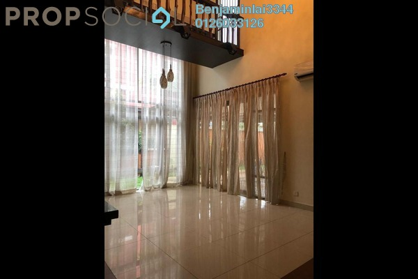 For Sale Semi-Detached at Changkat Kiara, Dutamas Freehold Fully Furnished 5R/6B 2.6m