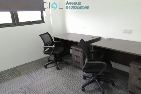 For Rent Office at Plaza Arcadia, Desa ParkCity Freehold Fully Furnished 0R/1B 1.2k