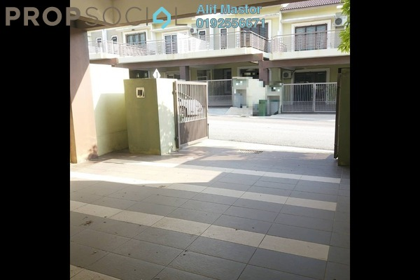 For Rent Terrace at Nada Alam, Nilai Freehold Unfurnished 4R/4B 1k