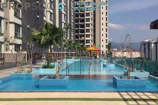 For Sale Serviced Residence at Amara, Batu Caves Freehold Semi Furnished 3R/2B 317k