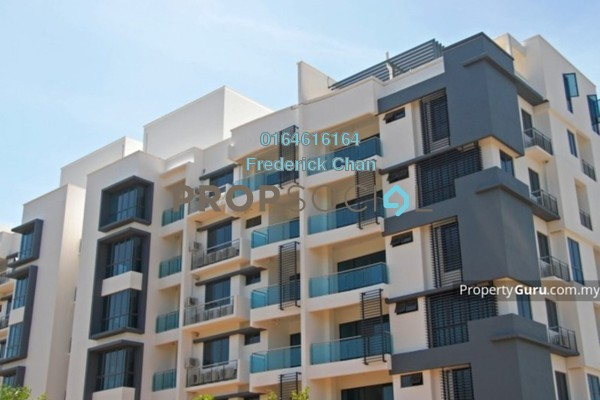 For Sale Condominium at Gardenview Residence, Cyberjaya Freehold Fully Furnished 3R/2B 680k
