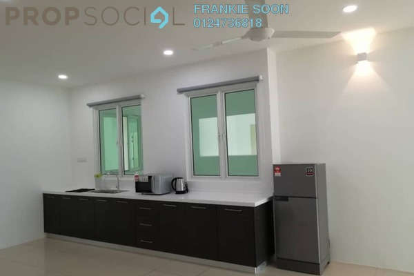For Rent Condominium at The Clovers, Sungai Ara Freehold Fully Furnished 3R/3B 1.6k
