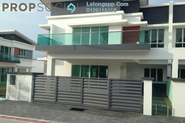 For Sale Semi-Detached at Taman Villa Heights 2, Kajang Freehold Unfurnished 5R/4B 1.17m