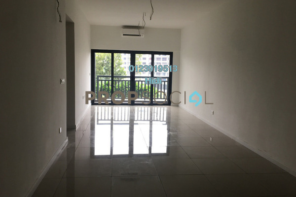 For Rent Serviced Residence at Suria Residence, Bukit Jelutong Freehold Semi Furnished 3R/2B 1.8k