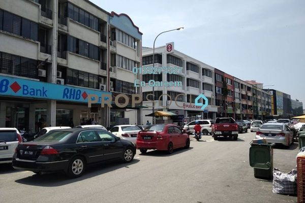 For Sale Shop at Selayang Point, Selayang Leasehold Unfurnished 0R/0B 2.5m