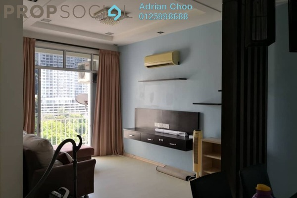 For Sale Condominium at Taman Evergreen, Tanjung Tokong Freehold Fully Furnished 3R/2B 420k