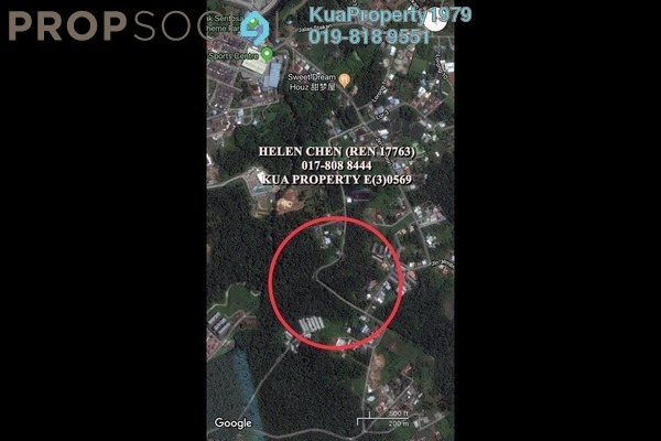 For Sale Land at Stakan Junction, Kota Samarahan Leasehold Unfurnished 0R/0B 1.91m