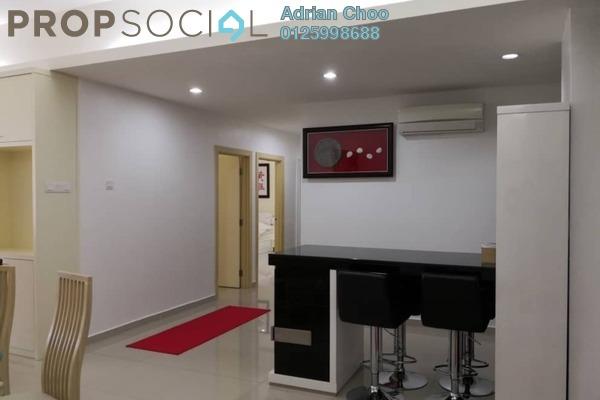 For Sale Condominium at Zan Pavillon, Sungai Ara Freehold Semi Furnished 4R/3B 740k