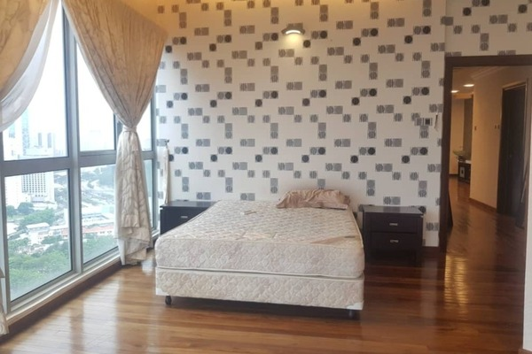 For Rent Condominium at Regalia @ Jalan Sultan Ismail, Kuala Lumpur Freehold Fully Furnished 2R/2B 3.7k