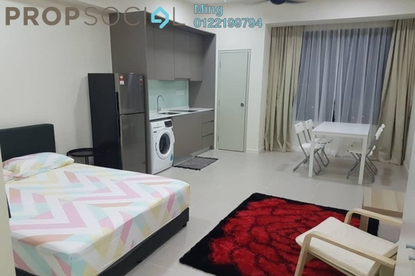 For Rent Serviced Residence at Tamarind Suites, Cyberjaya Freehold Fully Furnished 1R/1B 1.3k