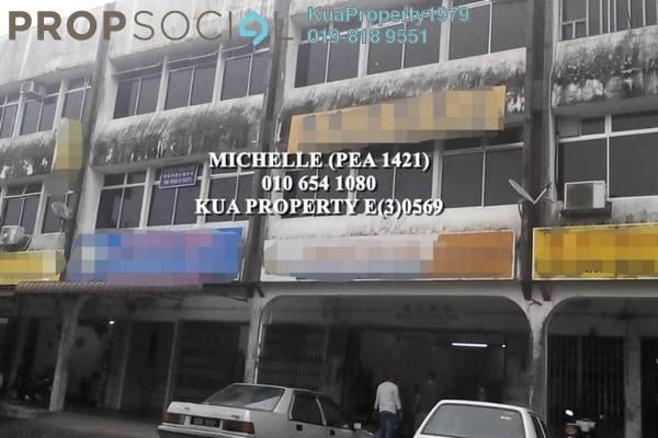 For Sale Shop at Taman Jaya Malihah, Kuching Leasehold Unfurnished 0R/0B 650k