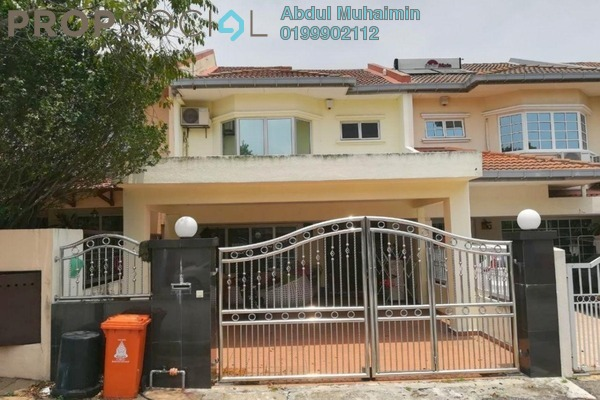 For Rent Terrace at Section 5, Kota Damansara Freehold Semi Furnished 4R/3B 2.2k