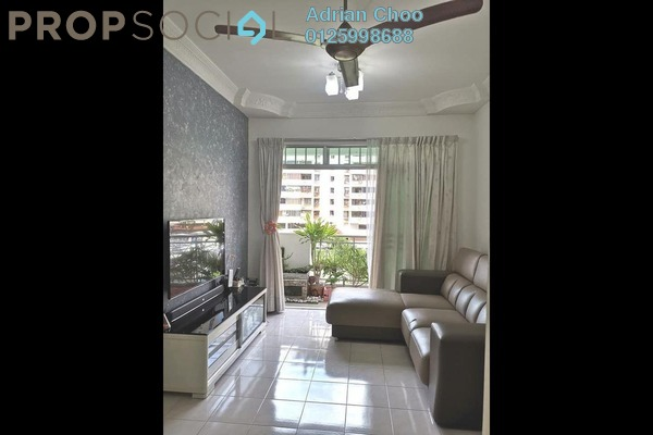 For Sale Apartment at Casa Impian, Jelutong Freehold Fully Furnished 3R/2B 425k