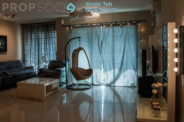 For Rent Condominium at i-Zen Kiara II, Mont Kiara Freehold Fully Furnished 3R/3B 4k