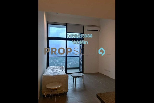 For Sale Serviced Residence at The Establishment, Brickfields Freehold Fully Furnished 1R/1B 695k